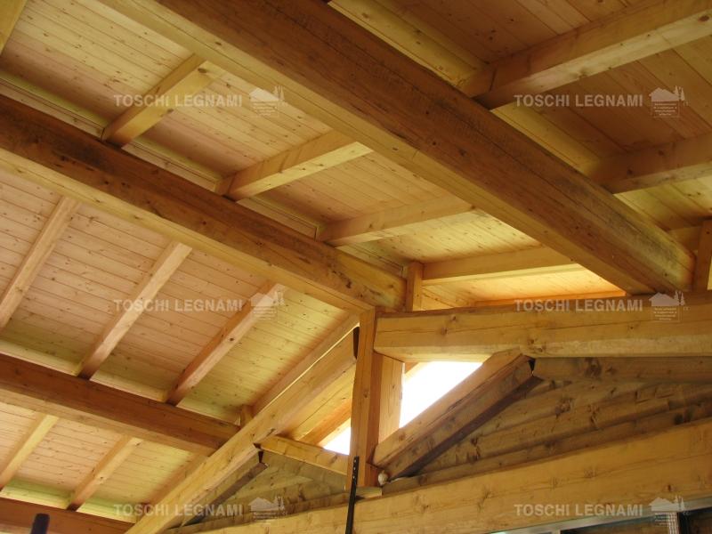 Garage in legno e carport modena toschi legnami for Legnami savignano