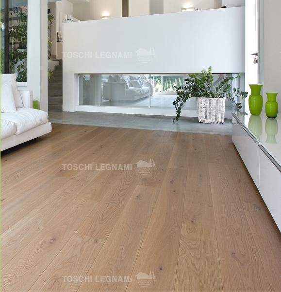 Pavimenti in legno per interni e pavimenti prefiniti a for Legnami savignano