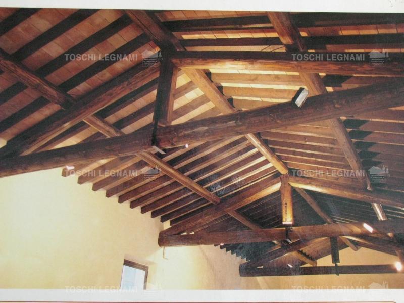 Ristrutturazione dimore storiche toschi legnami for Legnami savignano