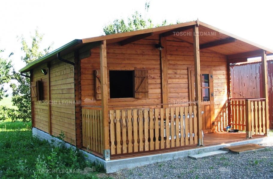 Casette da giardino in legno soluzioni prefabbricate e su for Mondo casette prefabbricate
